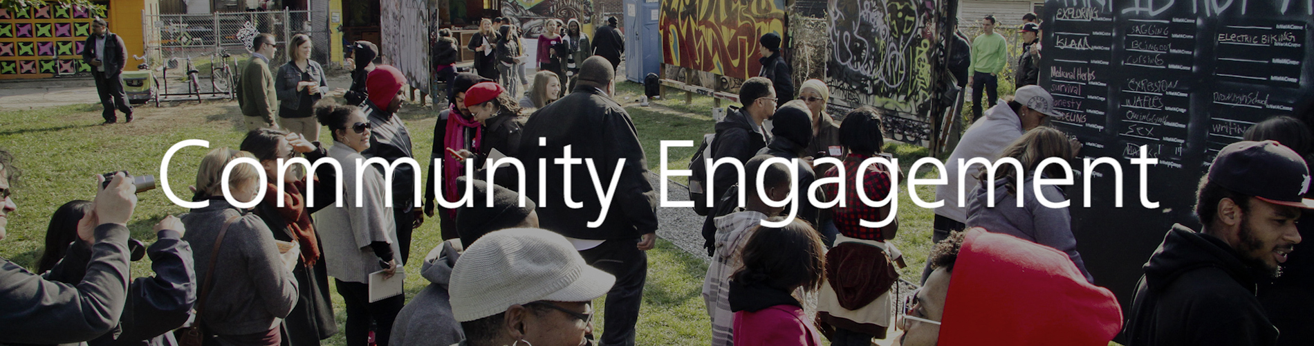 Community Engagement