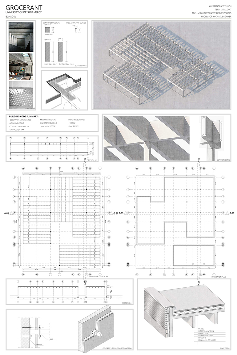 Structural system design of a building